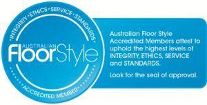 Australian Floor Style Accredited Member Logo