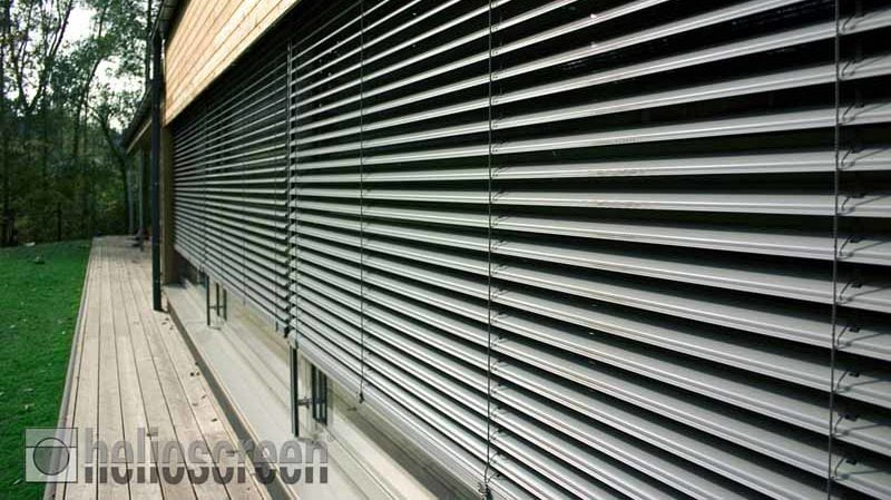 Helioscreen External Venetian Blinds