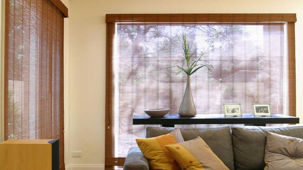 Peter Meyer Bamboo Blinds